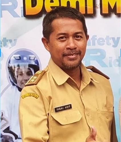 IKBAL ARIF WIRANJAYA, S.Pd